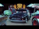 Pixar. Мэтр и призрачный свет / Mater and the Ghostlight
